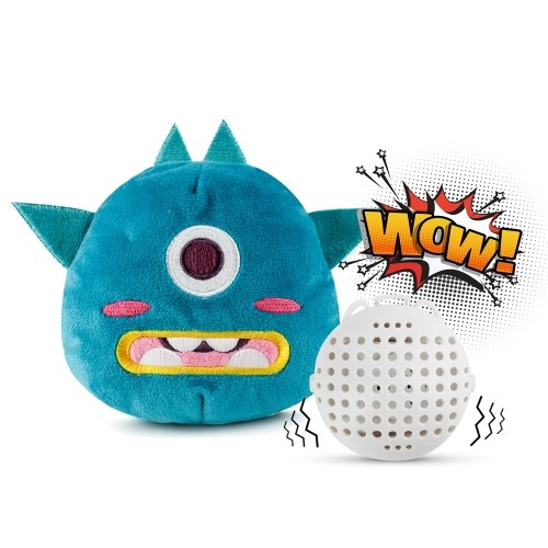 Automatic Pet Dog Interactive Shake Toy Plush Squeaky Jumping Ball Giggle Aggressive Chewers for Exercise Entertainment