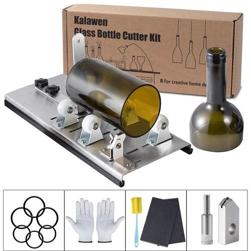 DIY Glass Bottle Cutter Adjustable Sizes Metal Glassbottle Cut Machine