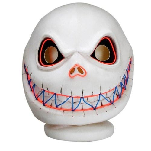 Jack Skellington Skull Luminous Mask Latex