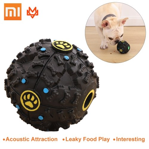 Xiaomi Pet Automatic undichte Futter Hund Vocal Ball