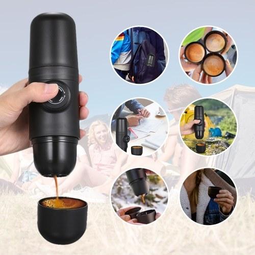 Manually Operated Portable Coffee Maker Espresso Machine Mini Coffee Maker