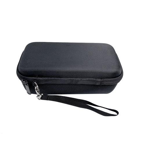 ポータブルデジタル温度計収納バッグ化粧品収納ケースポータブルジッパーキャリーポーチ