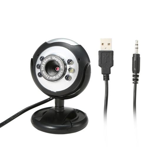 Webcam 640P Webcam à diffusion en direct