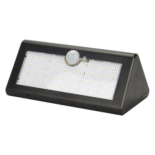 Luces de sensor de movimiento solar Luces de cubierta