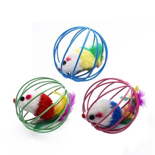 Cat Ball Toys