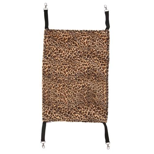Cat souple Hamac Ferret Kitten Hammock Pad Petit Pet Cats Cage Hanging Lit d'hiver Utilisez 53 * 38cm