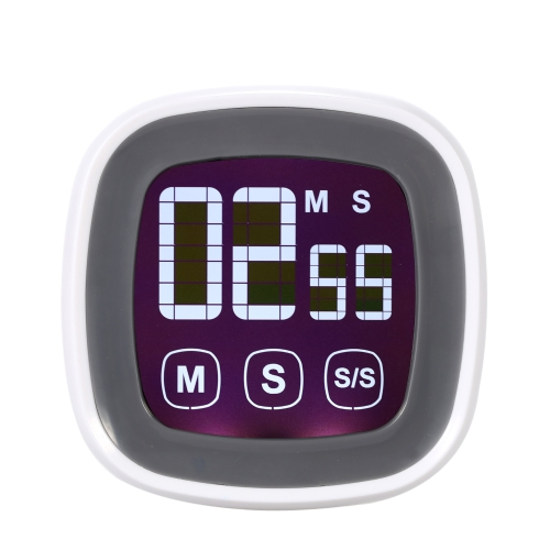 LCD digitale Touch Screen cucina cucina Timer Countdown Count UP sveglia