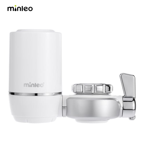Minleo Tap Water Purifier Wash Face Faucet Filtration Ceramic Filter Element Switchable Water Type
