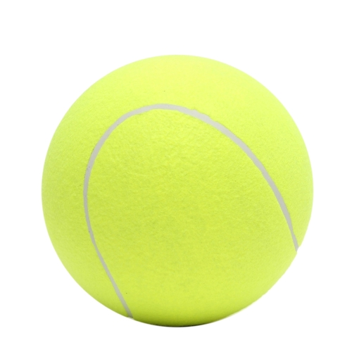 Big Tennis Ball 24cm Inflatable Tennis-ball Festival Gift Pet Toy 9.5in Gnaw