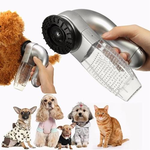 Elektrischer Haustier-Staubsauger-tragbarer Handhundekatzen-Pelz-Reiniger-Pflegen-Trimmer-Pelz-Haar-Entferner