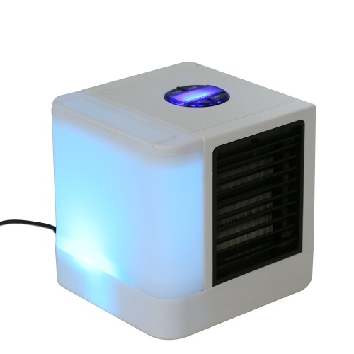 Air Cooler Fan Personal Space Air Cooler Portable USB Condizionatore d'aria Office