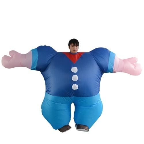 Adulte Sailor Man Costume Gonflable Prop