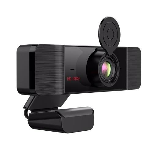 Caméra Web USB à diffusion en direct haute définition 2K Webcam à mise au point manuelle avec microphone