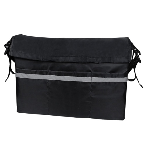 Universal Travel Tote for Carrying Accessories on Wheelchair