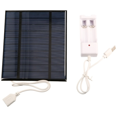 Panel solar de 2.5W 5V 500mA