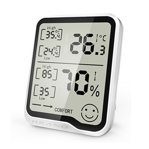 Digital Hygrometer Electronic Temperature Humidity Meters