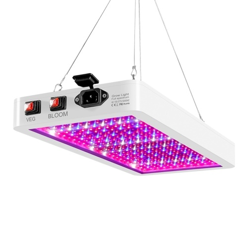 1000W LED coltiva la luce