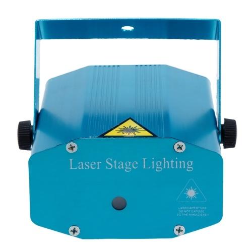 Mini LED de iluminación del escenario rojo y verde