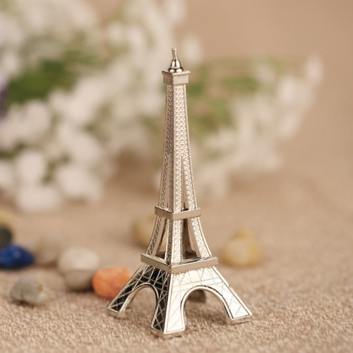 10pcs Lovely Little Tower Place Card Holder Table Mark Cards for Wedding Banquet Decoration
