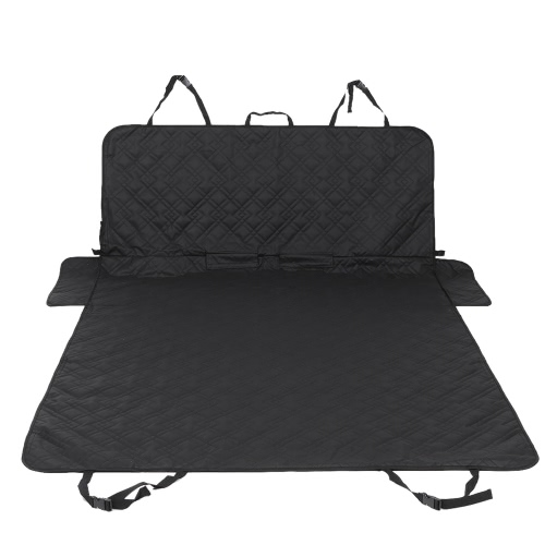 Anself Luxury Extra Large Quilted and Padded Seat Cover Hammock Water Resistant Non-skid Fabric in Seat Area for Pets Dog Cat
