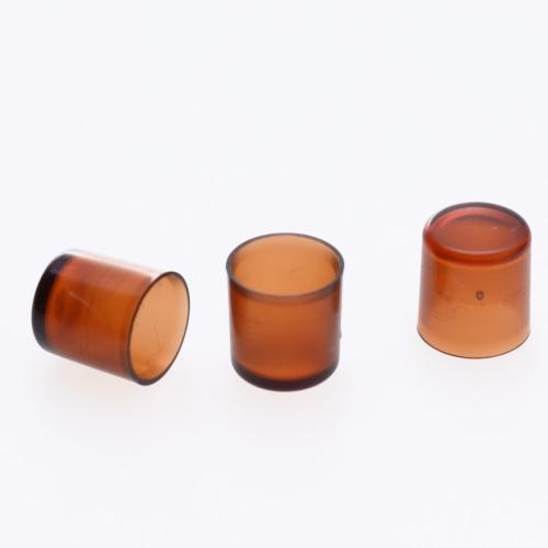 120pcs von Brown Cell Cups Waben für Imker und ein Werkzeug der Bienenzucht können mit der Königin Biene Aufzucht Cup Kit Box kombinieren, die eine bessere Rolle in der Bienenzucht spielt.
