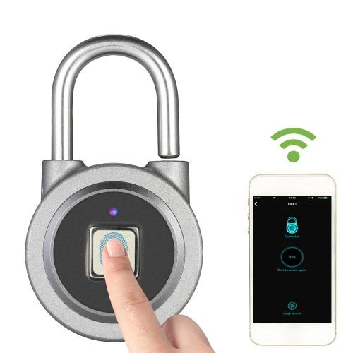 Serrure sans clé Smart Fingerprint de BT