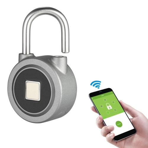 BT Fingerprint Smart Keyless Lock seulement €26,66