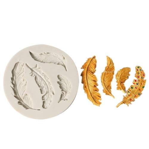Лист из листьев силиконовой формы для помады для конфет Sugarcraft Cake DIY 3D Набор инструментов для декорирования Biscuit Decor