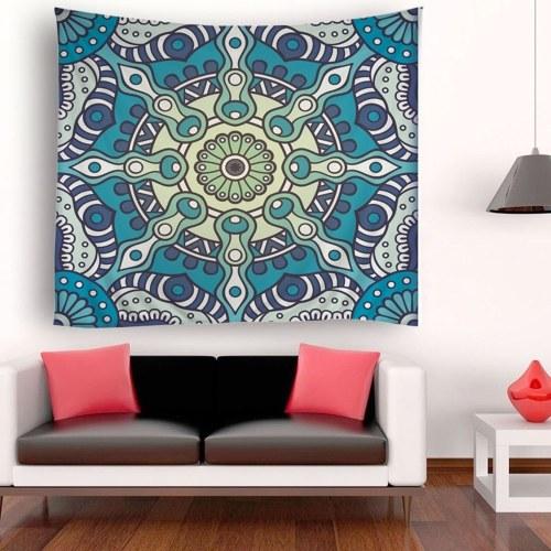 Tapisserie Wandbehang Mandala Tapisserien Wanddekoration Tapisserie