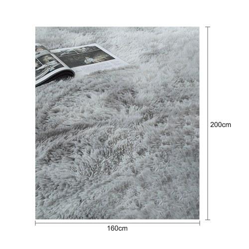 Tie-Dye Art Carpet Super Soft Floor Bedroom Mat