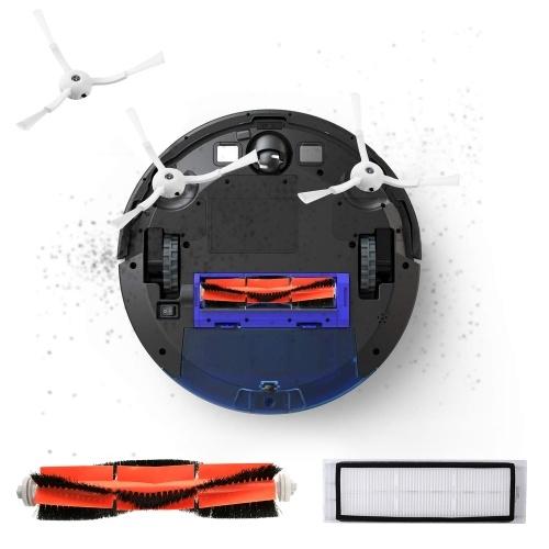 Робот-пылесос Фильтры Боковые щетки Комплект основной щетки 16шт. Сменные принадлежности для робота-пылесоса XIAOMI Roborock S55 S50 S51 фото