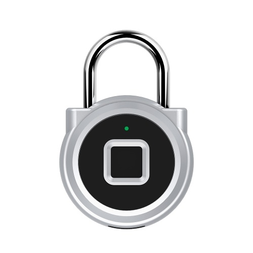 Fingerprint Padlock Smart Thumbprint Lock ...