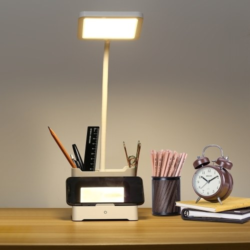 $25.85 OFF Rechargeable Led Desk Lamp wi