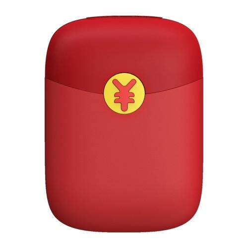 Красный конверт Powers Bank Подогреватель для рук зарядки Безводная зарядка USB