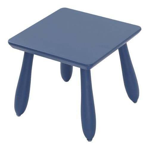 Табурет Детское сиденье для ног Квадратный деревянный стул Нескользящий домашний детский табурет для ног