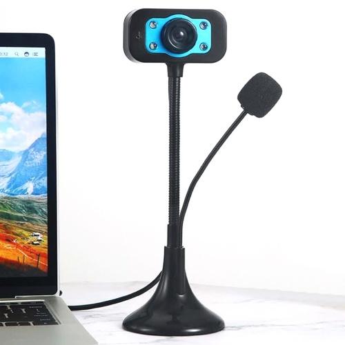 Веб-камера 1080P USB с микрофоном Компьютерная камера ноутбука или настольная веб-камера HD Микрофон для учителя-ученика фото