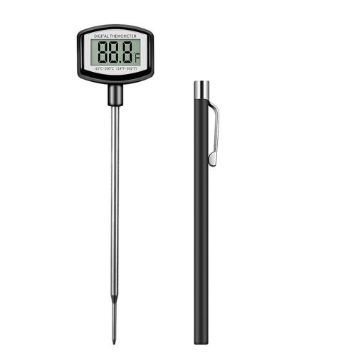 Termómetro de carne Termómetro de lectura instantánea Termómetro de cocina digital Termómetro de alimentos