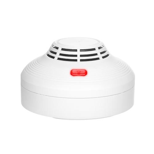 Detector de fumaça de alarme de incêndio