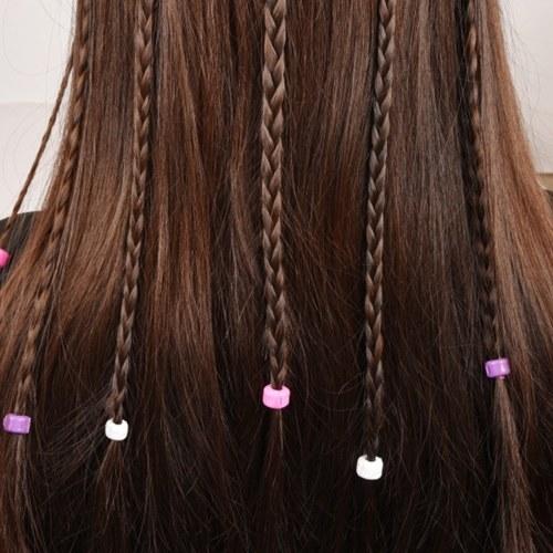 Girls Automatic Hair Braiding Device