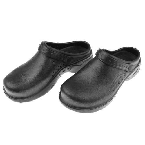 Zuecos de jardín unisex Zapatos de EVA impermeables y ligeros Zapatillas de enfermería antideslizantes Sandalias de mujer o hombre para el trabajo en casa