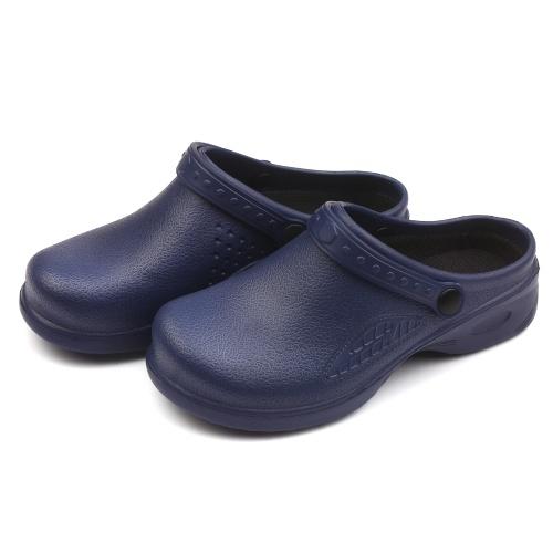 Unisex Garden Clogs Waterproof & Lightweight EVA Shoes Anti-slip Nursing Slippers Women or Men Sandals for Homelife Work