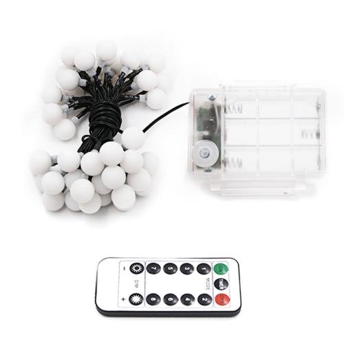 Luces de cadena de globo de 100 LED