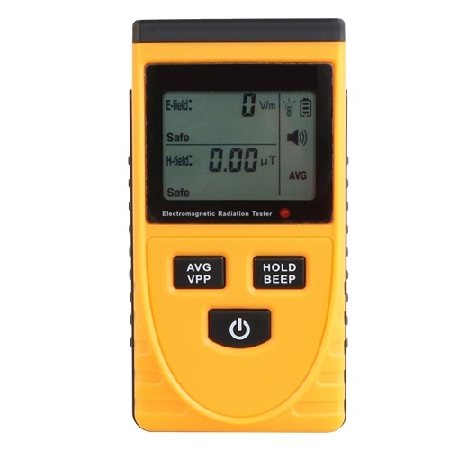 EMF-Messgerät EMF-Detektor Elektromagnetischer Strahlungstester