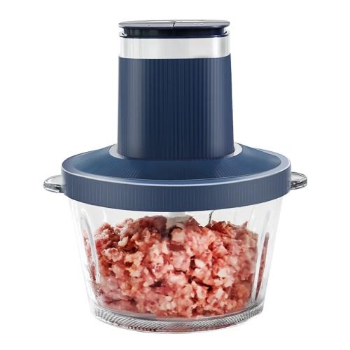 電気挽き肉