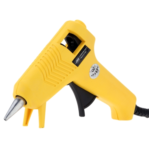 Mini 100-240V 20W Professional Hot Melt Glue Gun with 50pcs Glue Sticks Heating Craft Repair Tool