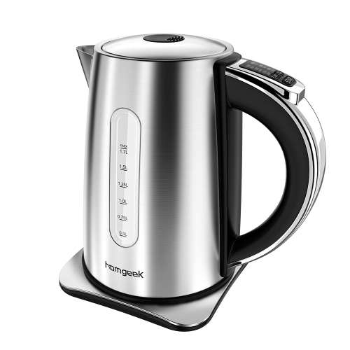 1.7L Stainless Steel Cordless Electric Kettle