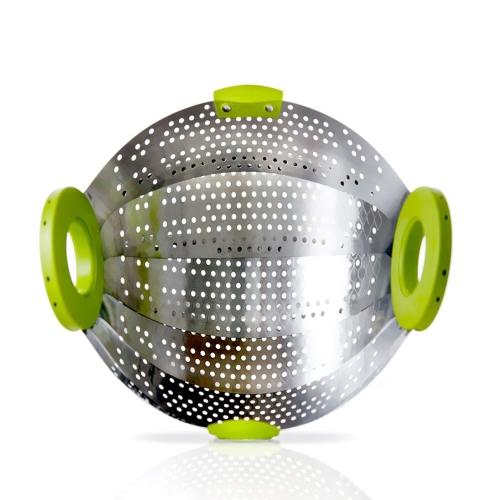 Portable Edelstahl Collader Dampfgarer