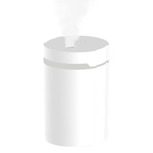 260 ml Nebel Luftbefeuchter Diffusor Leiser Auto Luftbefeuchter ätherisches Öl Diffusor Top Fill Luftbefeuchter für Schlafzimmer USB Powered Home Luftbefeuchter