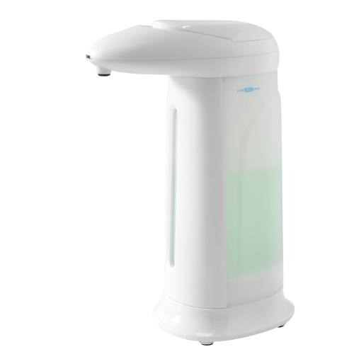 370ML Automatischer Flüssigkeitssprüher Infrarotsensor Berührungsloser Seifenspender