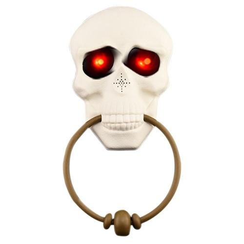 Touch Control Halloween Schädel Türklingel Dekoration